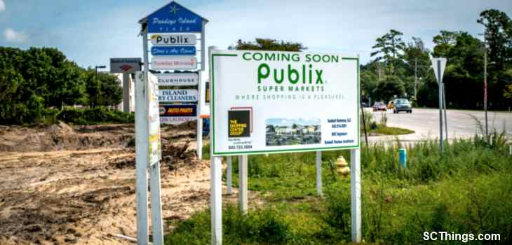 Publix Grocery Store North Myrtle Beach