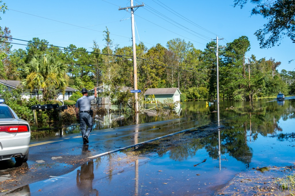 Flood Kings River Rd Pawleys Island 2