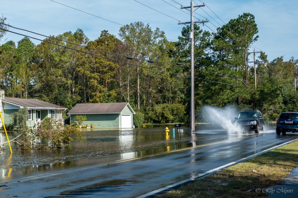 Flood Kings River Rd Pawleys Island 1