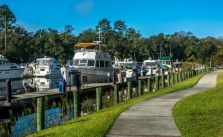 Reserve Harbor Marina Pawleys Island