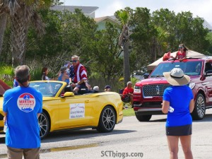 Pawleys 4th Parade 2018 2