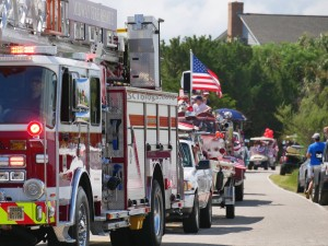 Pawleys Island 4th Parade 2018 3