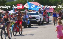 Pawleys Island 4th Parade 2018