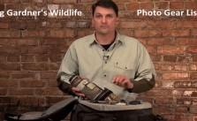 Doug Gardner Photo Gear Wildlife